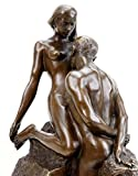 Contemporary Bronze - Idole éternelle (1898) - Eternal Idol - Auguste Rodin - Sex Bronze - Erotic Nude - Erotic Bronze - Buy Erotic Statue - Statues for Sale