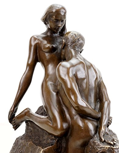 Contemporary Bronze - Idole éternelle (1898) - Eternal Idol - Auguste Rodin - Sex Bronze - Erotic Nude - Erotic Bronze - Buy Erotic Statue - Statues for Sale by Kunst & Ambiente