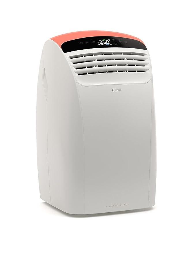 Olimpia Splendid Dolceclima Silent 10 Climatizador Portátil 2400 W, 48 Decibeles, 3 Velocidades, Blanco: Amazon.es: Hogar