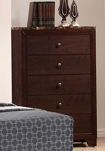 Conner 9-Drawer Dresser Cappuccino
