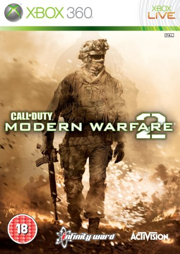 Call of Duty: Modern Warfare 2 Xbox Playstation 2