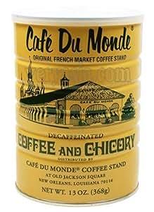 Cafe Du Monde Decaffeinated Coffee Chicory