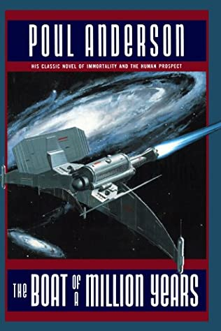 book cover of The Boat of a Million Years