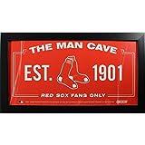Steiner Sports MLB Boston Red Sox 10x20 Man Cave Sign