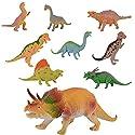子供のための教育用プラスチック盛り合わせの恐竜のおもちゃフィギュア - 9パック、#13