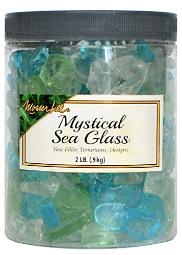 Mosser Lee ML2151 Mystical Sea Glass, 2 lb