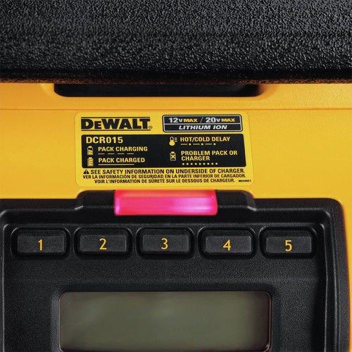 DEWALT DCR015 12V/20V MAX Worksite Charger Radio by DEWALT (Image #7)