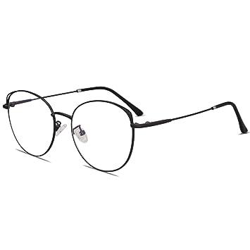 83944438b643 SOJOS Cat Eye Blue Light Blocking Glasses Street Fashion Metal Frame Women  Eyeglasses SJ5027 with Black