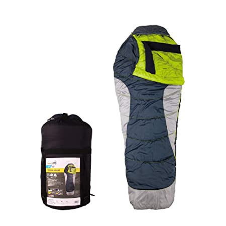 AceCamp Terrain Mummy Sleeping Bag, Warm Cold Weather Winter Sleeping Bags, 0, 20 45 Degree Bags for Camping, Backpacking, Hunting, Hiking, with Compression Sack