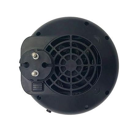 Cathy02Marshall Multifuncional Electrónico Calentador, Mini Calefactor electrico 900w hogar, Calefactor baño
