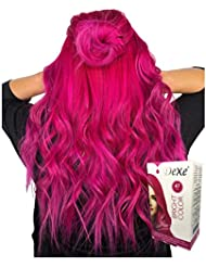 Dexe Bright Color Pink 180 ml, Revolutionary Hair color...