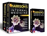 img - for Harrison's Principles of Internal Medicine 19th Edition and Harrison's Manual of Medicine 19th Edition VAL PAK book / textbook / text book