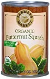 Kyпить Farmer's Market Organic Canned Butternut Squash Puree, 15 Ounce (Pack of 12) на Amazon.com
