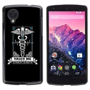 Lmf DIY phone case [Cool The Doctor , Doctor Who] LG Google Nexus 5 CaseLmf DIY phone case