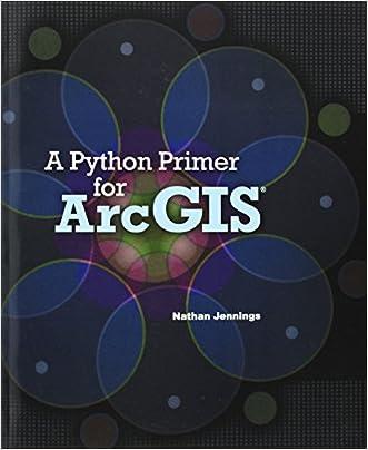 A Python Primer for ArcGIS® 70%OFF - zoknoodlehouse com my