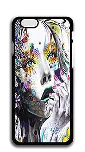 NBcase Girl Artwork hard PC iphone 6 case for teen girls cute