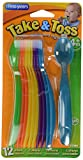 First Years Take & Toss Infant Spoons - 12 ct