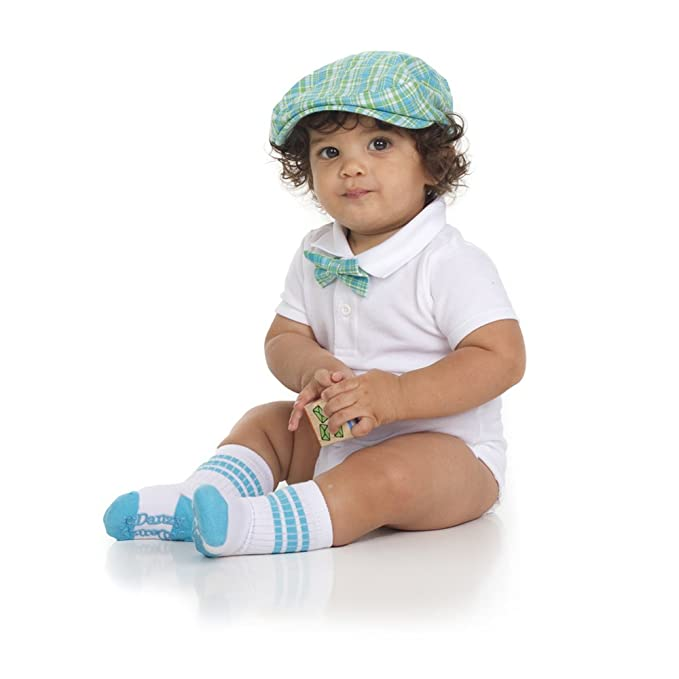 652db8ea302 juDanzy baby boys gift box cabbie hat set (3-6 Months