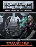 Traveller Alien Module 3: Darrians (Traveller Sci-Fi Roleplaying)