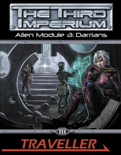 Traveller Alien Module 3: Darrians (Traveller Sci-Fi Roleplaying) (Traveller Alien Module compare prices)