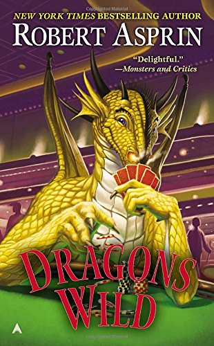 book cover of Dragons Wild