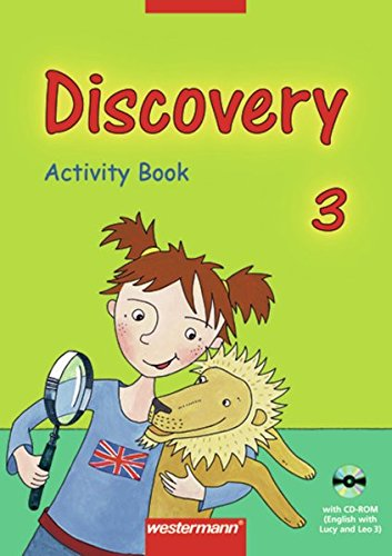 Discovery: Activity Book 3 mit CD-ROM