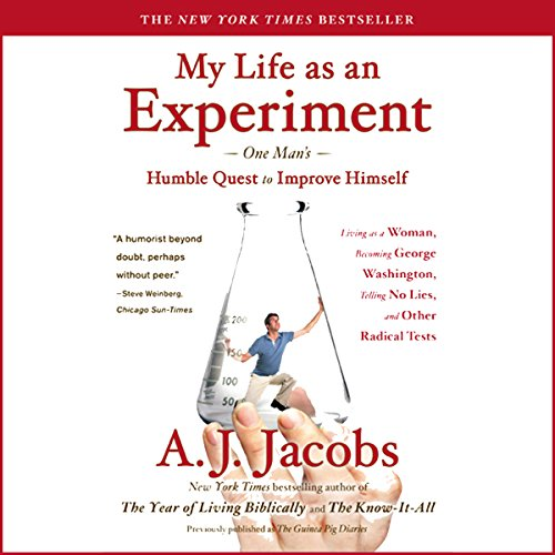 The Guinea Pig Diaries: My Life as an Experiment by Simon & Schuster Audio