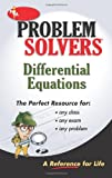 img - for The Differential Equations Problem Solver book / textbook / text book
