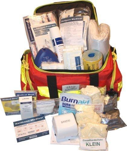 Erste Hilfe Notfalltasche für Sportvereine - Nylon
