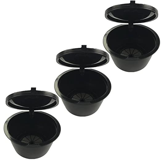 Amazon.com: Galapara Eco-friendly Refillable Pods Filters 3 ...