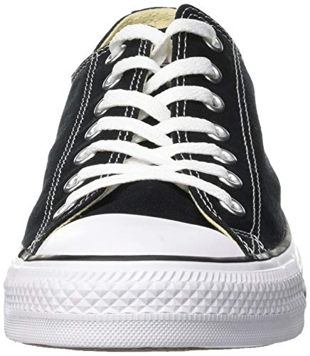 Black unisex Hi Converse All Star Zapatillas XqOaq