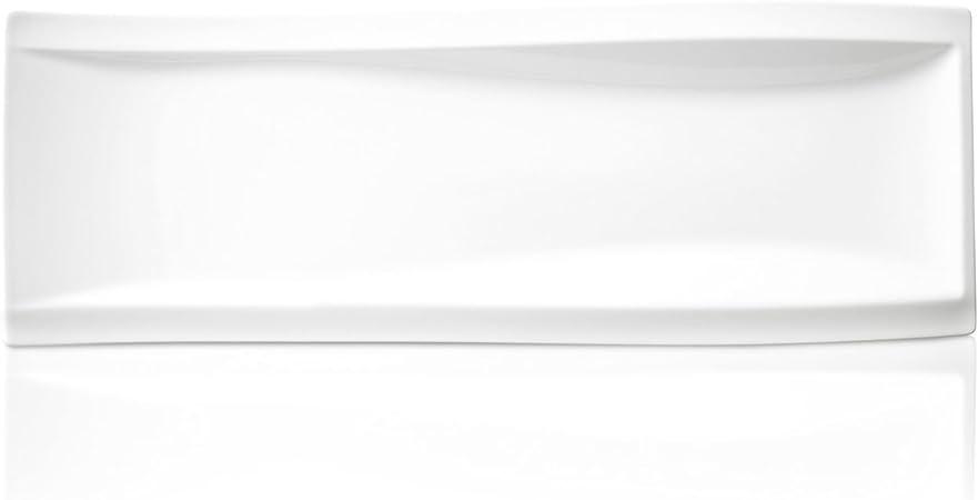 V/&B New Wave Antipastiteller Platte Antipasti 42x15 Servierplatte Villeroy/&Boch