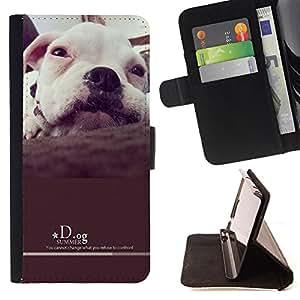 King Case - FOR Sony Xperia M2 - you cannot change - Prima caja de la PU billetera de cuero con ranuras para tarjetas, efectivo Compartimiento desmontable y correa para la mu?eca
