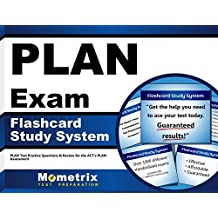 PLAN Exam Flashcard Study System: PLAN Test Practice Questions & Review for the ACT's PLAN Assessment (Cards)