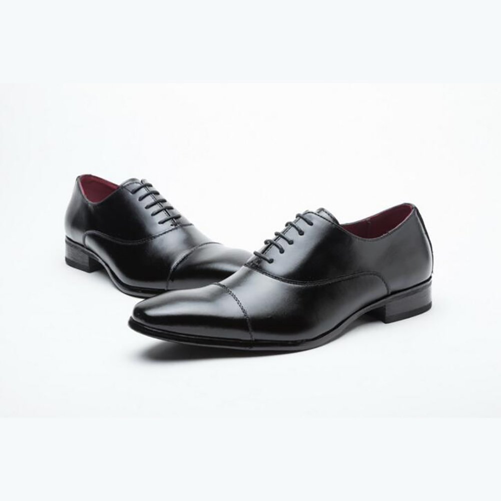 Qzny Leder Schuhe Herren Schuhe Geschäft Schuhe Herren Kleid Schuhe Leder Herren Schuhe Freizeitschuhe Formale Geschäft Arbeitsschuhe,A,39
