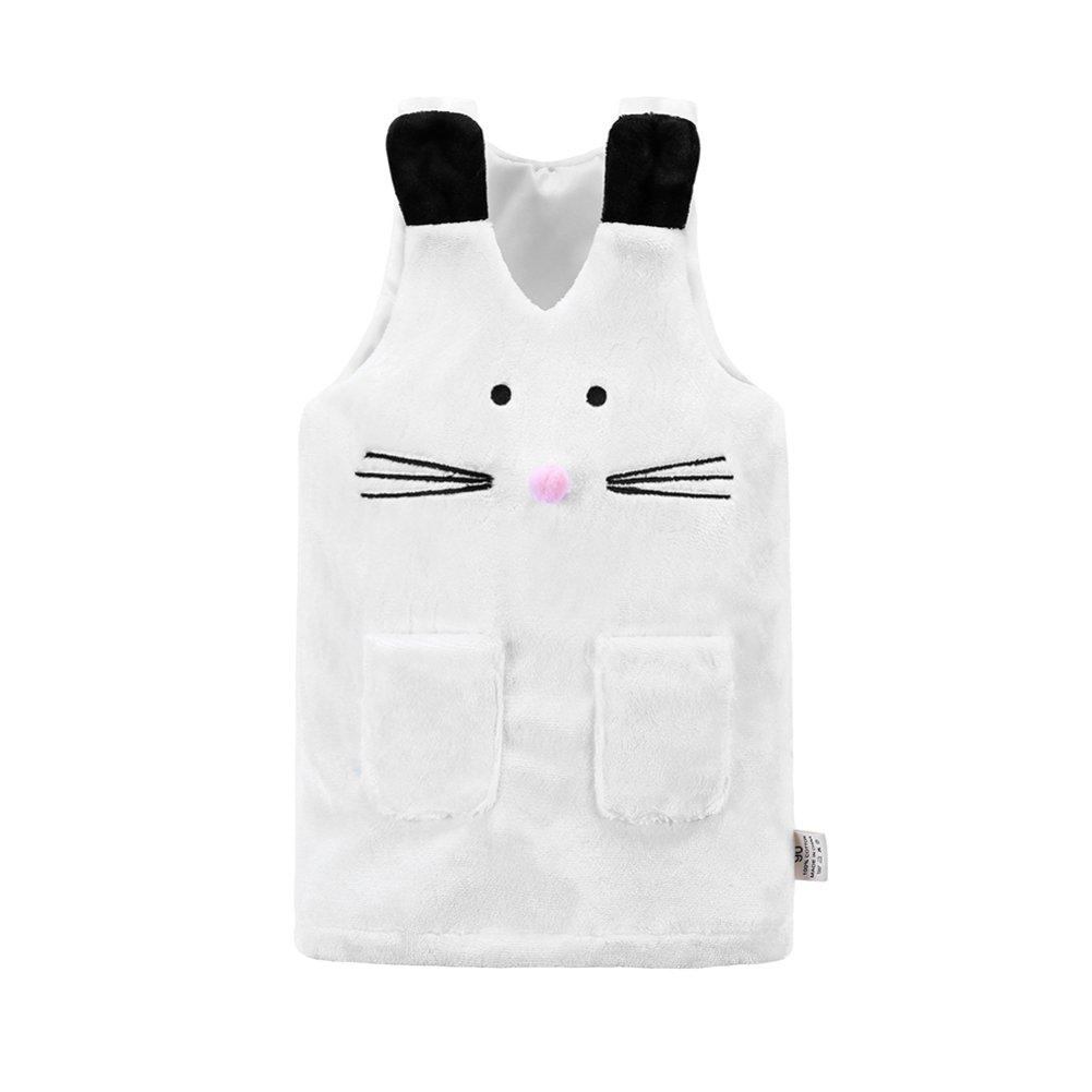 Little rock Winter Lovely Cartoon Mouse Design Sleeveless Pocket Vest Infant Baby Clothes