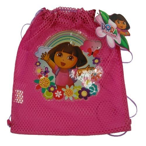 (30 count) Dora The Explorer sling Bag TOTE - Party Favors