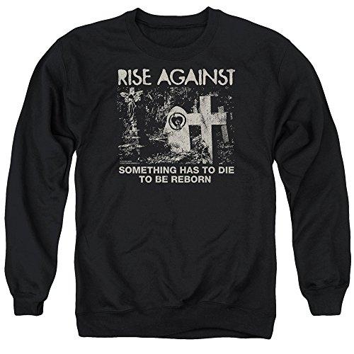 Rise Against - Cemetery Adult Crewneck Sweatshirt