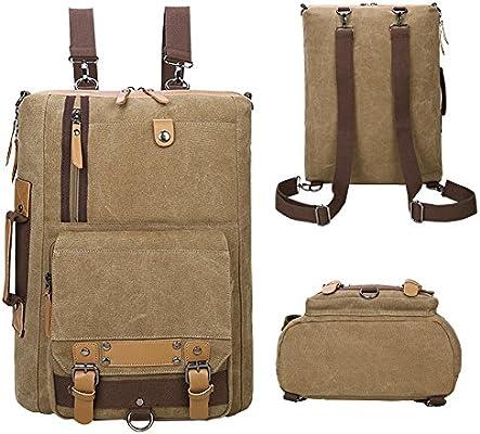 Men/'s Travel Rucksack Laptop Backpack Shoulder Notebook Sport Hiking School Bag