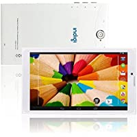Indigi Ultra-Slim 7.0 Android 4.4 Tablet PC 3G Wireless Smartphone AT&T Unlocked White