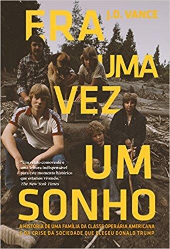 Book cover from Era Uma Vez Um Sonho. A Historia De Uma Familia Da Classe Operaria E Da Crise Da Sociedade Americana (Em Portugues do Brasil)by Lea Viveiros De Castro (Tradutor), Rita Süssekind (Tradutor) J.