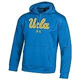 ucla hooded sweatshirt - Under Armour UCLA Bruins Performance Hooded Sweatshirt Blue - XXL