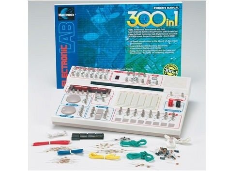 1 Electronic Project Lab (Elenco 300-in-One Electronic Project Lab)
