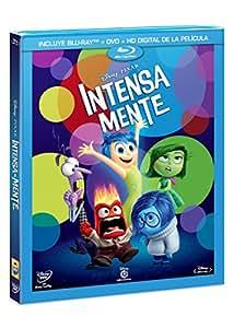 Intensa-Mente. Trihíbrido (BR + DVD + EC) [Blu-ray]