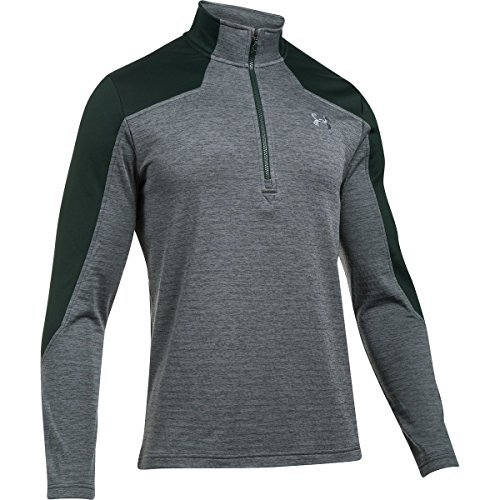 Under Armour Gamut Zip - Men's Nori Green/Nordic Green/Steel Large by Under Armour