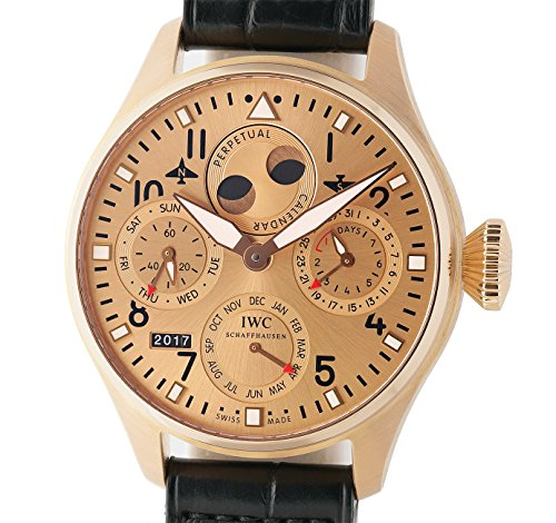 IWC-Pilot-automatic-self-wind-mens-Watch-IW5026-39-Certified-Pre-owned