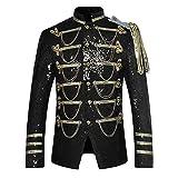 Product review for Cloudstyle Men's Luxury Slim Fit Stylish Suit Blazer Jacket & Trousers Set 2-Piece