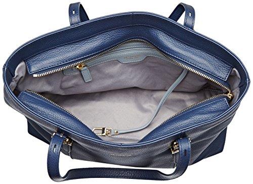 TAK1601 Sac épaule Le Bleu Crépuscule Capucine Tanneur porté qXZpt5