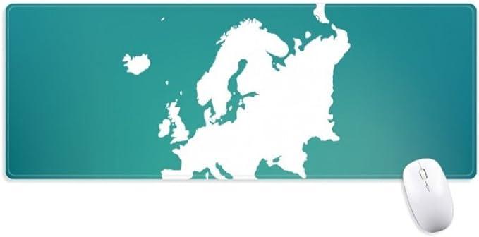 beatChong Europa Continente Contorno Silueta del Mapa ...