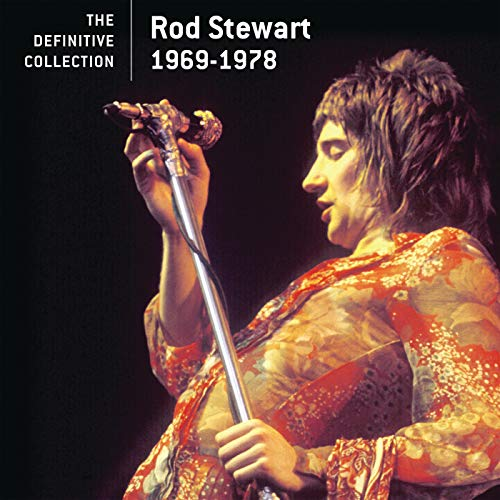 Rod Stewart 1971 - The Definitive Collection - 1969-1978